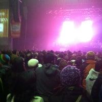 Photo taken at Arena Puerto Montt by Eduardo  on 6/7/2012