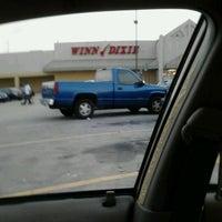 Photo taken at Winn-Dixie by Barry M. on 5/24/2012