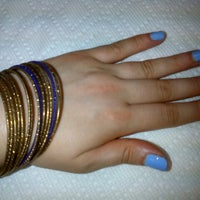 Photo taken at Lady Q Nails by Luisa M. on 6/30/2012