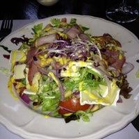 Photo taken at Restaurant De Bonte Koe by Tine V. on 7/7/2012