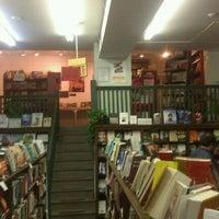 Photo taken at Subterranean Books by Kaylee G. on 4/15/2012