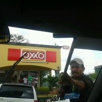 Photo taken at Oxxo Gasolinera by Luis Enrique G. on 7/2/2012
