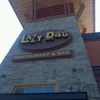 Photo taken at Lazy Dog Restaurant & Bar by Michelle N. on 7/5/2012