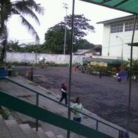Photo taken at Kolam renang Bujana Tirta by Djefi F. on 3/31/2012