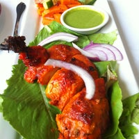 Photo taken at Jaipur Grille by Cezmi A. on 7/13/2012