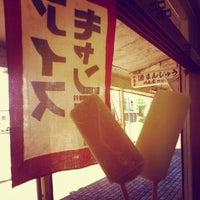 Photo taken at 川西屋 by SAKEchazuke86 on 9/7/2012