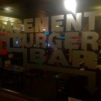 Photo taken at Basement Burger Bar by Phoenix B. on 7/9/2012