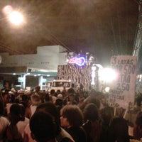 Photo taken at Parada Gay Salvador by João Paulo V. on 9/9/2012