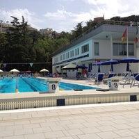 Foto scattata a Circolo Canottieri Aquaniene da Enrico il 8/7/2012