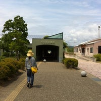 Photo taken at たらみ図書館 by Sugihei Z. on 6/9/2012