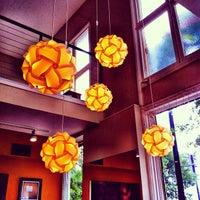Photo taken at Murray Street Coffee Shop by Erica R. on 5/2/2012