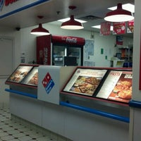 Photo taken at Domino's Pizza by Michael E. on 3/24/2012