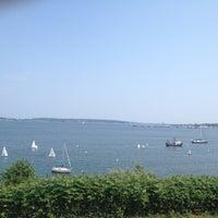 Photo taken at Fort Allen Park by Brent Z. on 7/17/2012