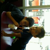 Photo taken at Dunkin' Donuts by Rox A. on 8/15/2012