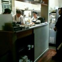 Photo taken at Takashi by Angela Z. on 8/16/2012
