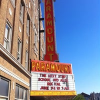 Photo taken at Historic Paramount Theatre by Ben F. on 6/9/2012