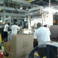 Photo Taken At Faurecia Interior Systems By Daphne S. On 8/17/2012