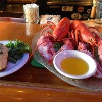 Photo taken at Quarterdeck Restaurant by @Iamtherealsteel on 7/3/2012