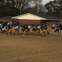 Photo taken at HHS Football Field by Fran D. on 3/5/2012