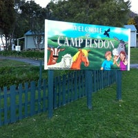 Photo taken at Camp Elsdon by Bruce H. on 7/28/2012