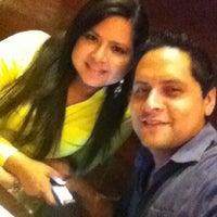 Photo taken at Vereda Tropical Restaurant by Romel J. on 9/8/2012