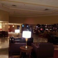 Photo taken at Cleveland Airport Marriott by Jeffrey L. on 4/6/2012