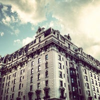 Photo taken at InterContinental The Willard Washington D.C. by angela n. on 8/12/2012