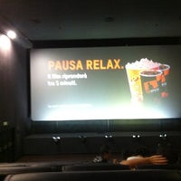 Photo taken at The Space Cinema by Roberto C. on 8/25/2012