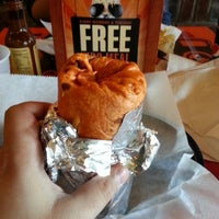 Photo taken at Freebirds World Burrito by Jim B. on 7/13/2012