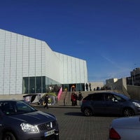Photo taken at Turner Contemporary by Chris D. on 2/26/2012