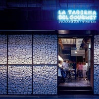 Снимок сделан в La Taberna del Gourmet пользователем Alicante54Cards 8/24/2012