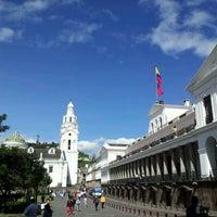 Foto tomada en Plaza Grande por Dario V. el 5/29/2012
