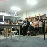 Foto tomada en Colegio Alicante La Florida por Raúl P. el 3/14/2012