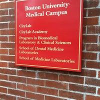 Photo taken at Boston University School of Medicine by Sousou B. on 9/5/2012