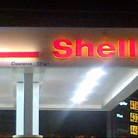 Photo taken at Shell by Will T. on 4/9/2012