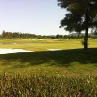 Photo taken at Laranjal Golf - Quinta do Lago by Rene C. on 7/13/2012