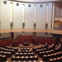 Photo taken at Hellsten Helsinki Parliament by Elena N. on 9/6/2012