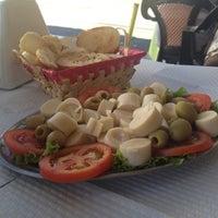 Photo taken at Bar e Restaurante do Nelson by Carlos Matheus d. on 6/9/2012