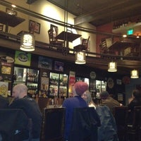 Photo taken at Brouwer's Cafe by Alex S. on 2/14/2012