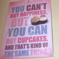 Photo taken at The Cupcake Shack by Jennifer B. on 5/8/2012