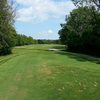 Photo taken at High Cliff Golf Course by Brett M. on 8/15/2012