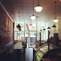 Photo taken at Du Jour Bakery by P N. on 8/21/2012