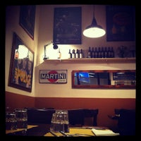 Photo taken at Osteria Chiana by Silvia C. on 8/30/2012