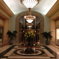 Photo taken at The Fairmont Hotel Vancouver by Nathan H. on 4/3/2012