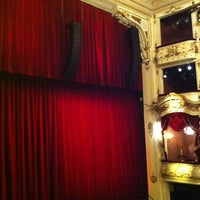 Photo taken at Svenska Teatern by Tiina R. on 2/22/2012