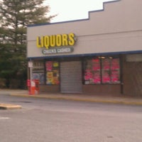 Photo taken at Liqour Store by Brittainy D. on 3/4/2012