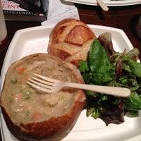 Photo taken at Boudin Bakery Café Macy's Kiosk by Ryan M. on 7/2/2012