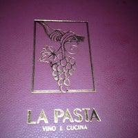 Photo taken at La Pasta by Felipe on 8/28/2012
