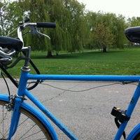 Photo taken at Winnemac Park by Cory T. on 4/19/2012