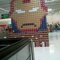 Photo taken at Walmart Supercenter by Megan C. on 4/27/2012